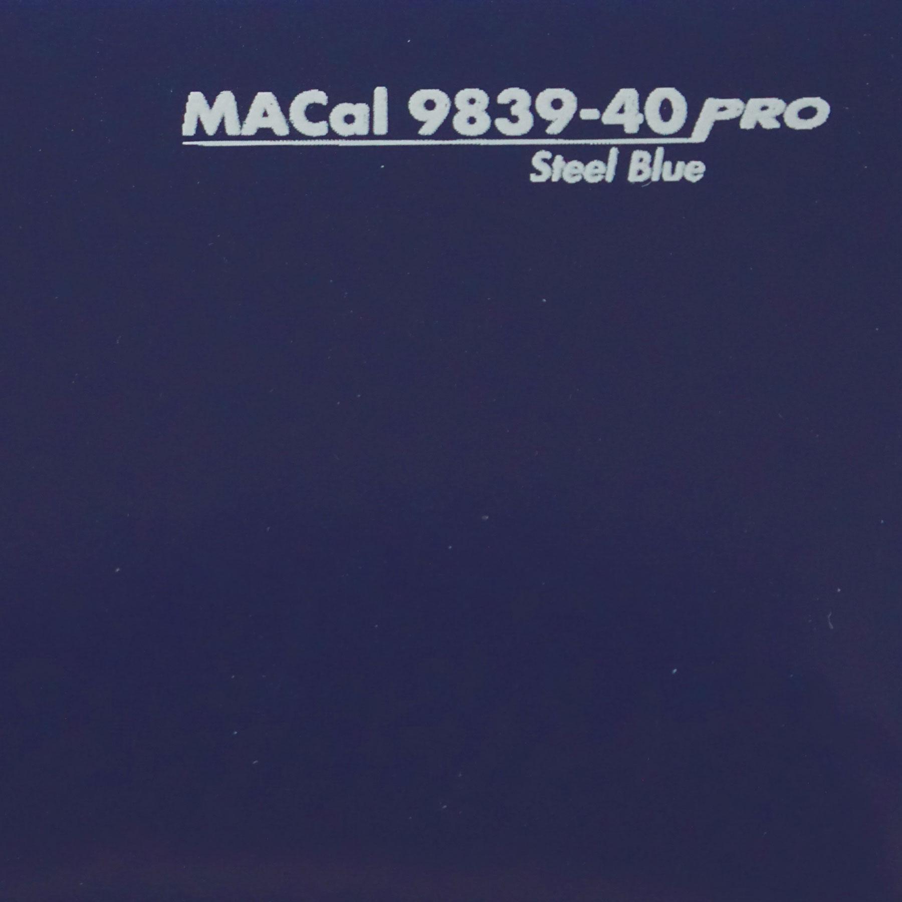 5,00 € //m 10 m PKW KFZ Folie dunkelblau glänzend 61,5 cm Autofolie