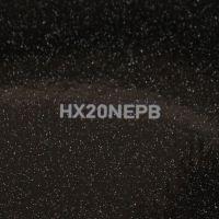 Schwarze Glitterfolie für Car Wrapping glänzend HX20NEPB