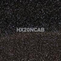 Schwarze Glitzerfolie für Car Wrapping glänzend HX20NCAB