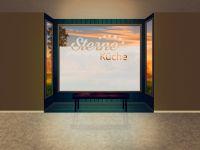 Sichtschutzfolie | Aufkleber Sterneküche | Sterneküchendesign