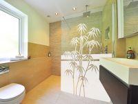 Sichtschutzfolie | Fensterfolie Asia Bambus | Bambusdesign