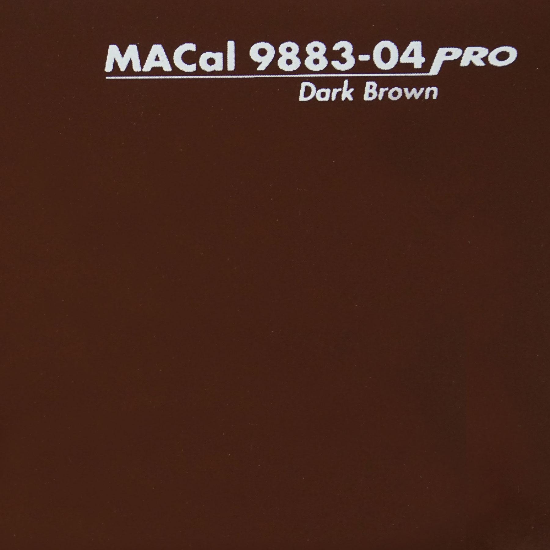 Autofolie dunkelbraun macal 9883 04 for Klebefolie wandschutzfolie