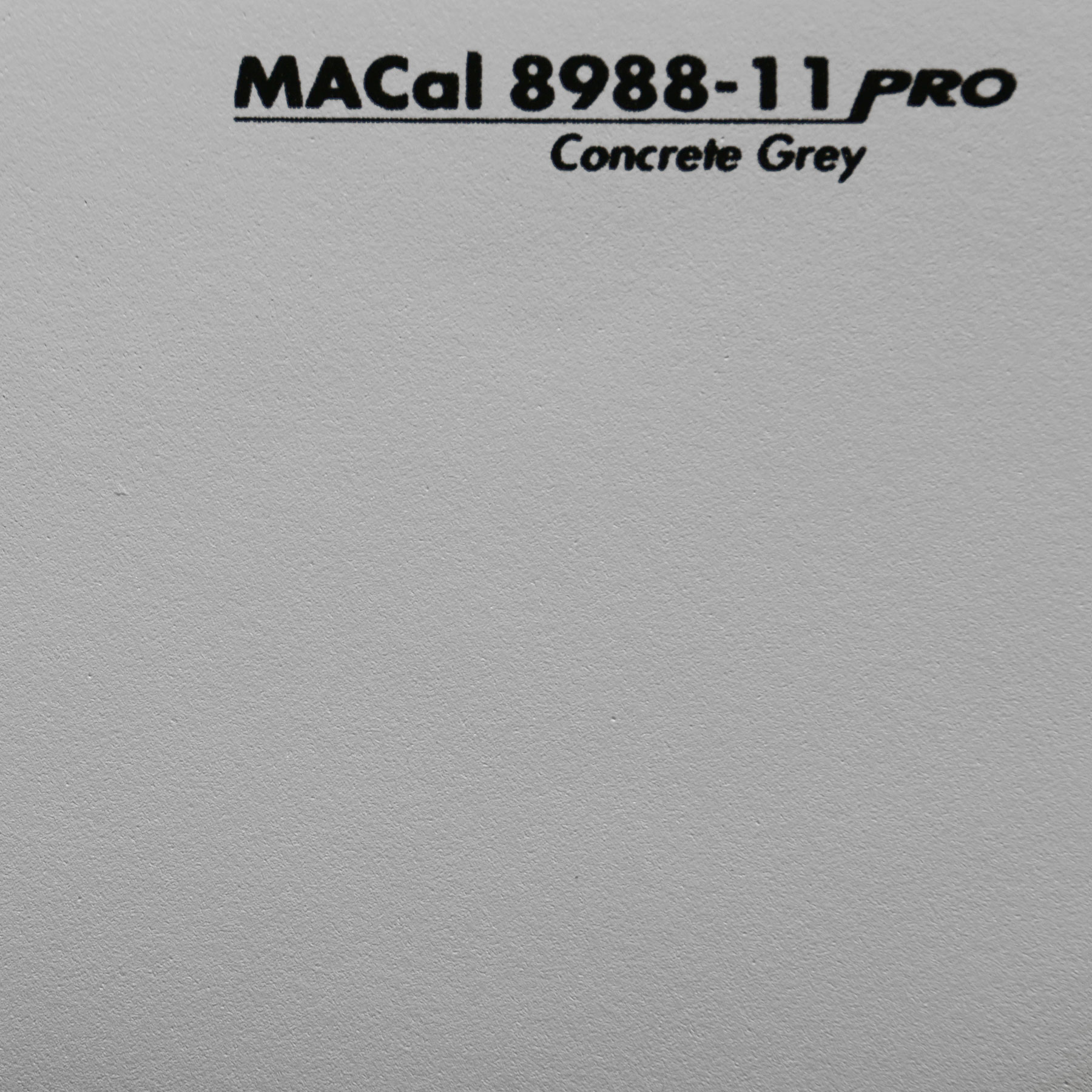 Klebefolie grau matt macal 8988 11 for Klebefolie grau matt