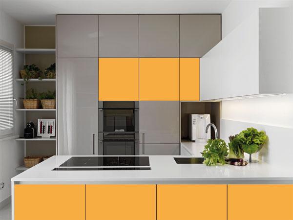 Küchenfolie - Einsatz von Folien in der Küche | Viele Tipps ...