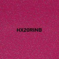 Pinke Glitzerfolie für Car Wrapping glänzend HX20RINB