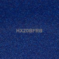 Blaue Glitzerfolie für Car Wrapping glänzend HX20BFRB