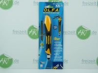 OLFA XA-1 Cutter PREMIUM PLUS | Plastikmesser | ComfortGrip verpackt
