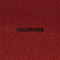 Rote Glitzerfolie für Car Wrapping glänzend HX20RGRB