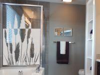Sichtschutzfolie | Fensterfolie Schilfhalme | Halmenoptik