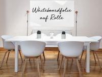 Weiße Whiteboardfolie für Whiteboards | 135cm breit