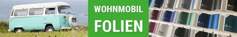 Wohnmobil Folien