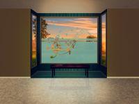 Sichtschutzfolie | Folie Notenschlüssel | Notenschlüsselmotiv