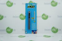 OLFA SVR-1 Cutter Silver | Cuttermesser | Edelstahlgriff | 9mm