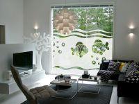 Sichtschutzfolie | Glasfolie Unterwasserwelt | Unterwasserweltmuster