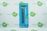 OLFA Cutter Silver SVR-2 | Cuttermesser | Edelstahlgriff