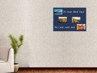 70 x 50 cm | Selbstklebende, bunte, magnetische Farbfolie | Whiteboard + Tafel Ersatz dunkelblau Vorschau