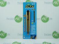 OLFA A-5 Cutter PREMIUM | Plastikmesser | Hochwertig verpackt