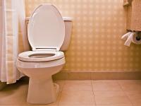 WC Deckel Aufkleber Setzen sonst...