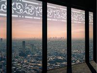 Fensterdekor | Aufkleber Fantasieband | Fantasiebandmuster