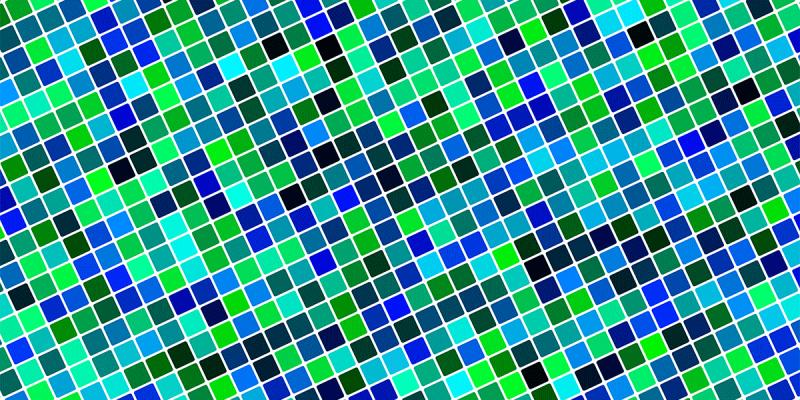 Mosaik Fliesenfolie macht dein Bad bunt