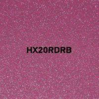 Rosa Glitzerfolie für Car Wrapping glänzend HX20RDRB